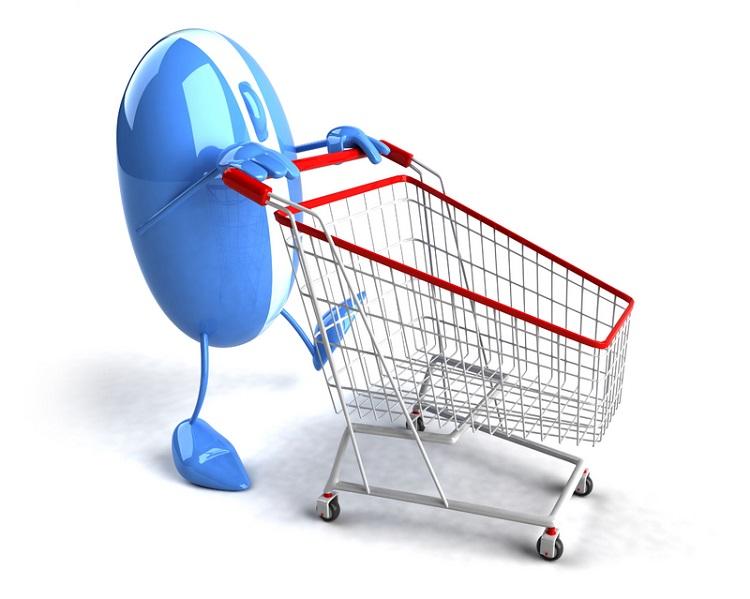 αγορές τροφίμων μέσω διαδικτύου